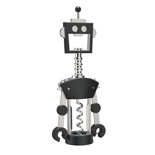 TrueZoo BottleBot Winged Corkscrew by