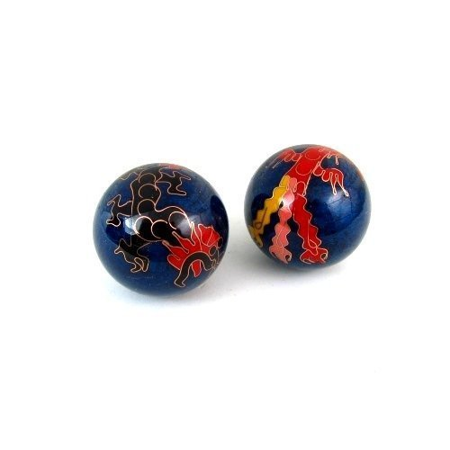 """chinese dragon therapy balls, 1 1/2"""""""