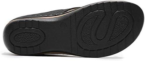 Femmes Sabots Doux D/écontract/é Bas Compens/és Mules Chaussures de Marche Confortables Sabots Sp/écialistes Classiques Slip on Summer Sandals Pantoufles
