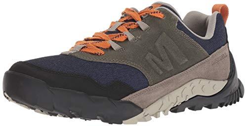 (Merrell Men's Annex Recruit Hiking Shoe, Brindle, 9 M US )