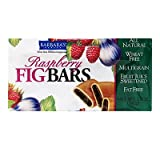 roasted figs - Barbara's Raspberry Fig Ba Roasted Fat Free Wheat Free 12 Oz (Pack of 6)
