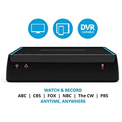 Amazon com: AirTV - Dual-Tuner Local Channel Streamer + Roku