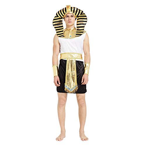 how to make a pharaoh costume