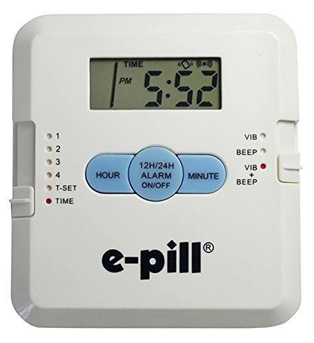 e-Pill 4 Alarm Pocket