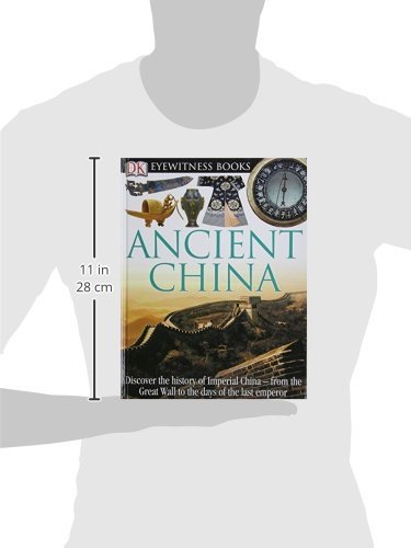 DK Eyewitness Books: Ancient China by DK Publishing (Image #2)