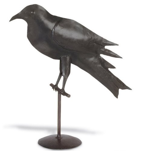 Park Designs Large Primitive Iron Crow