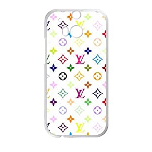 Malcolm LV Louis Vuitton design fashion cell phone case for HTC One M8