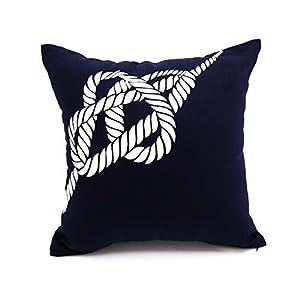 41pZUZ8PJ4L._SS300_ 100+ Nautical Pillows & Nautical Pillow Covers