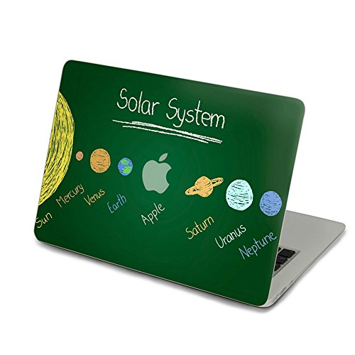 Deal win Rubberized macbook Carrying celestial product image