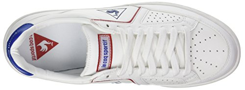 Le Coq Sportif Unisex-Erwachsene Icons Lea Sport Gum Trainer Low Weiß (Optical White/classic)