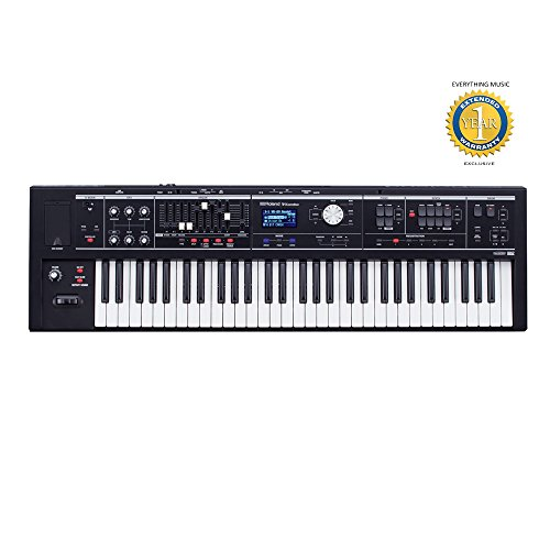 Roland V-Combo VR-09-B Live Performance Keyboard with 1 Year EverythingMusic Extended Warranty Free