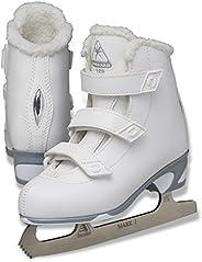 Jackson Ultima Finesse Girls Velcro Figure Skate