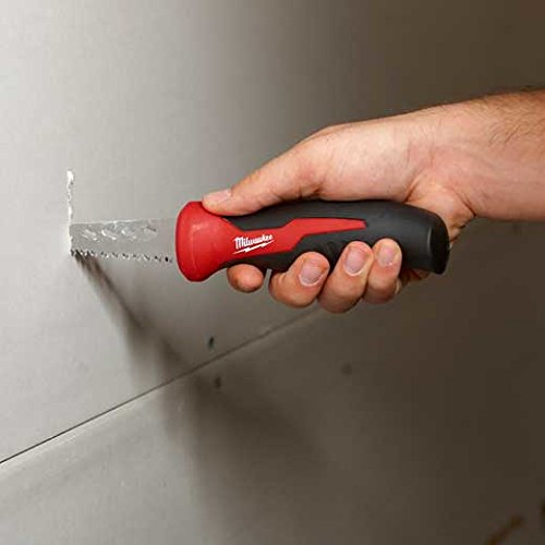 Drywall and Plaster Rasping Jab Saw and Keyhole Saw