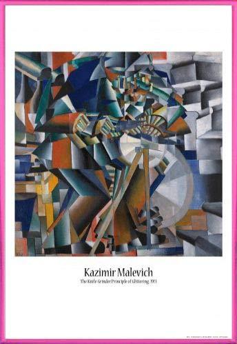 1art1 Kazimir Malévich - El Afilador de Cuchillos Principio ...