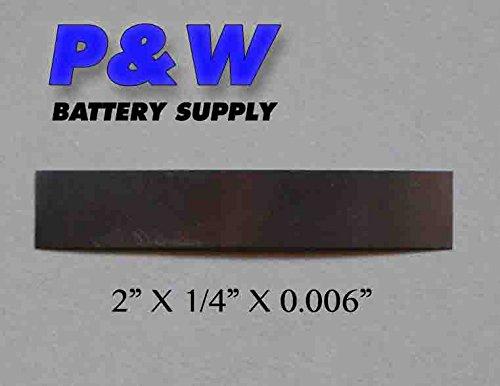 100 Nickel Tabs for Power Tool Batteries
