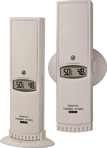 La Crosse Technology TX7U Temperature Sensor & Humidity Sensor for 433 MHz Units Only