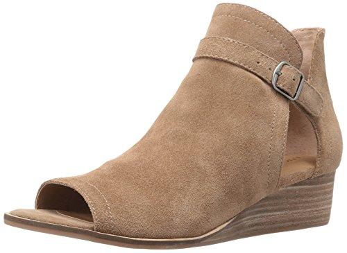 Lucky Brand Women's Lk-Reemas Ankle Bootie Sesame b6Y4MeLqeV