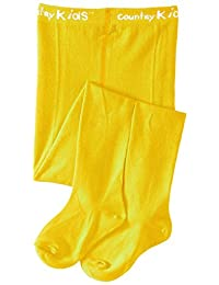 Country Kids Tights - Marigold (Yellow)