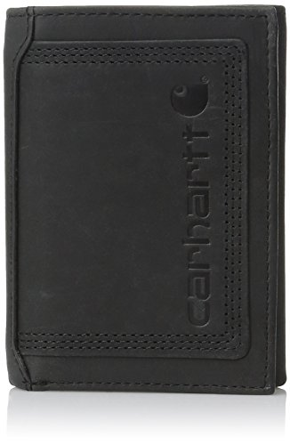 Carhartt Leather Trifold Wallet Contrasting