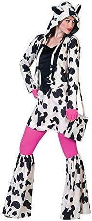 Kuh Isolde Damenkostüm NEU Damen Karneval Fasching Verkleidung Kostüm
