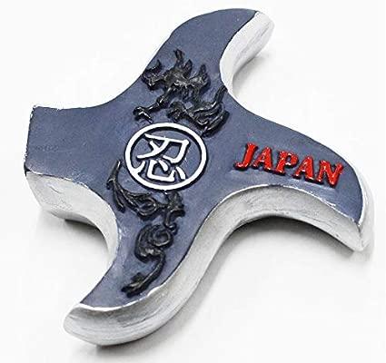 First Arrow - Imán con diseño de Estrella Ninja Japonesa ...