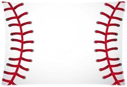 """20/""""x30/"""" CafePress Softball Standard Size Pillow Case 1270017561"""