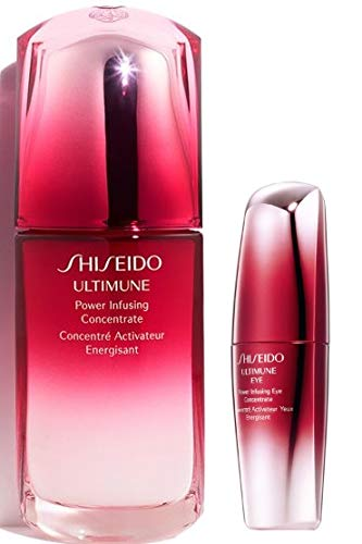 SHISEIDO ULTIMUNE POWER INFUSING CONCENTRATE 50ML + EYE ...