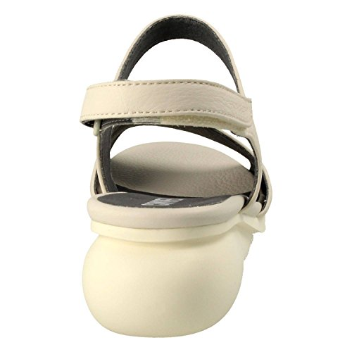 K200301 009 BALLOON wedges woman PANNA Cream CAMPER sandals qwOItxpxA