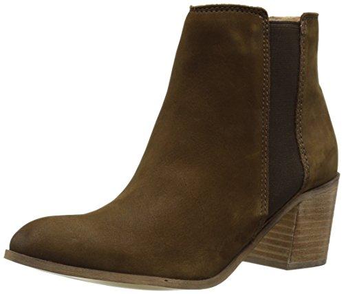 Women's Dune London 'Pora' Chelsea Boot, Size 36 EU - Brown