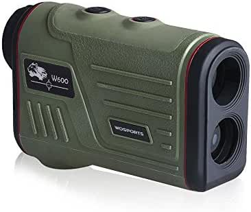 Hunting Rangefinder, Laser Range Finder for Hunting with Ranging and Speed