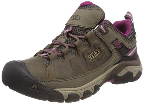 Boysenberry Hiking Boysenberry Weiss Weiss White Shoes Wp Low Keen Rise III Targhee Women's x7zPwYvq