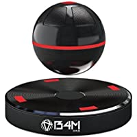 B4M ORB-Dark Floating Sound Levitating Maglev Portable Wireless Speaker