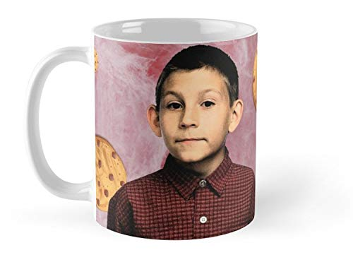 Blade South Mug DEWEY PRESIDENT MALCOLM IN THE MIDDLE Mug - 11oz Mug - Features wraparound prints - Made from Ceramic - Best gift for family friends (The Mom From Malcolm In The Middle)