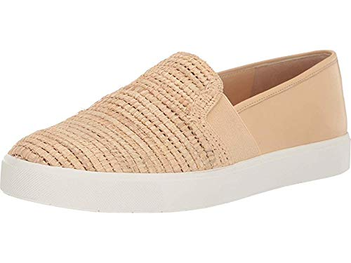 Vince Women's Blair 5 Natural Woven Raffia 10 M US