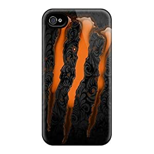 Forever Collectibles Monster Hard Snap-on Iphone 6 Cases hjbrhga1544