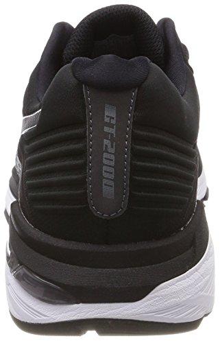 Black Men White Shoe 2000 ASICS 6 Asics Grey Stone GT FSqqAUxn4