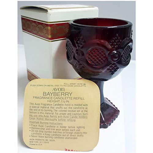 Avon 1876 Cape Cod Collection Wine Goblet