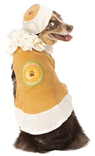 Rubie's Pumpkin Spiced Latte Pet Costume,