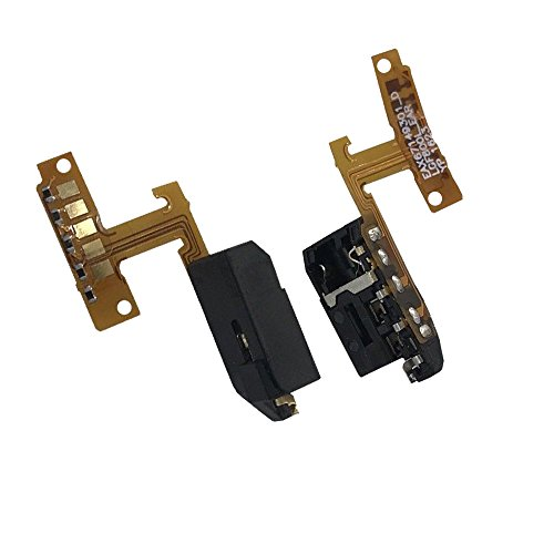 Substitute Music - Alovexiong Earphone Headphone Music Audio Jack Port Flex Cable Ribbon Repair Replacement Part For LG V20 VS995 US996 H990 H910 H915 H918
