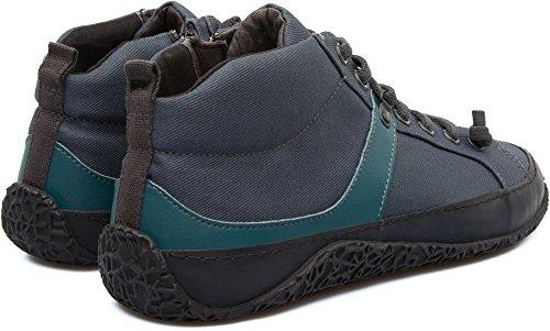 Camper Capas, Sneaker Basse Uomo Grigio