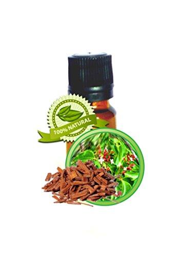 (Sandalwood Essential Oil - 100% PURE Santalum Album (East Indian) - 5ml (1/6oz))