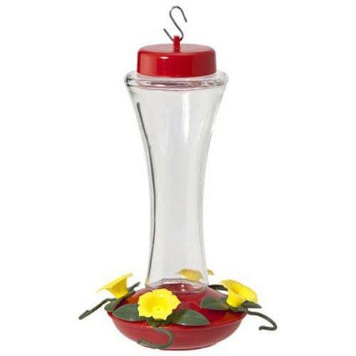 Audubon NA35231 Comedero para colibríes de vidrio, 16 onzas