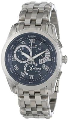 Citizen Men's BL8000-54L Eco-Drive Calibre 8700 Perpetual Calendar Watch from Citizen
