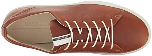 1021lion 8 Basses Ladies Ecco Soft Braun Femme Baskets T0nRRB