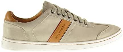 Tommy Hilfiger Wade Men's Shoes Taupe Multi Suede tmwade