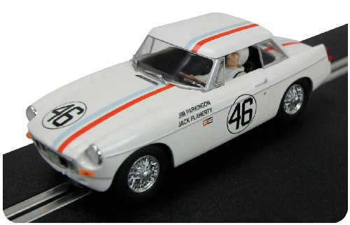 Scalextric C3415 MGB Sebring 12 Hours 1964 Slot Car, Scale 1:32 (Slot Body 32 Scale Car)