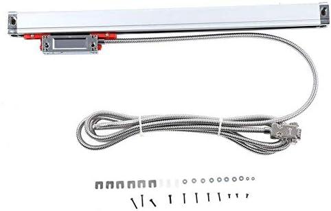 SSY-YU リニアスケール、アクセサリーとフライス盤のための320ミリメートル高精度旋盤リニアスケール 旋盤アクセサリ 電動工具パーツ