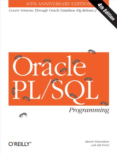 Oracle PL/SQL Programming Pdf