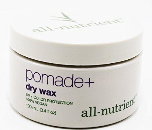 all nutrient pomade + dry wax 3.4 (Dry Hair Pomade)