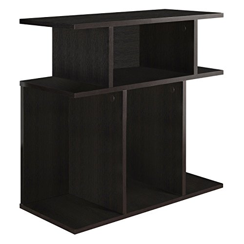 Monarch Specialties I 2474, Accent Side Table, Cappuccino, 24H